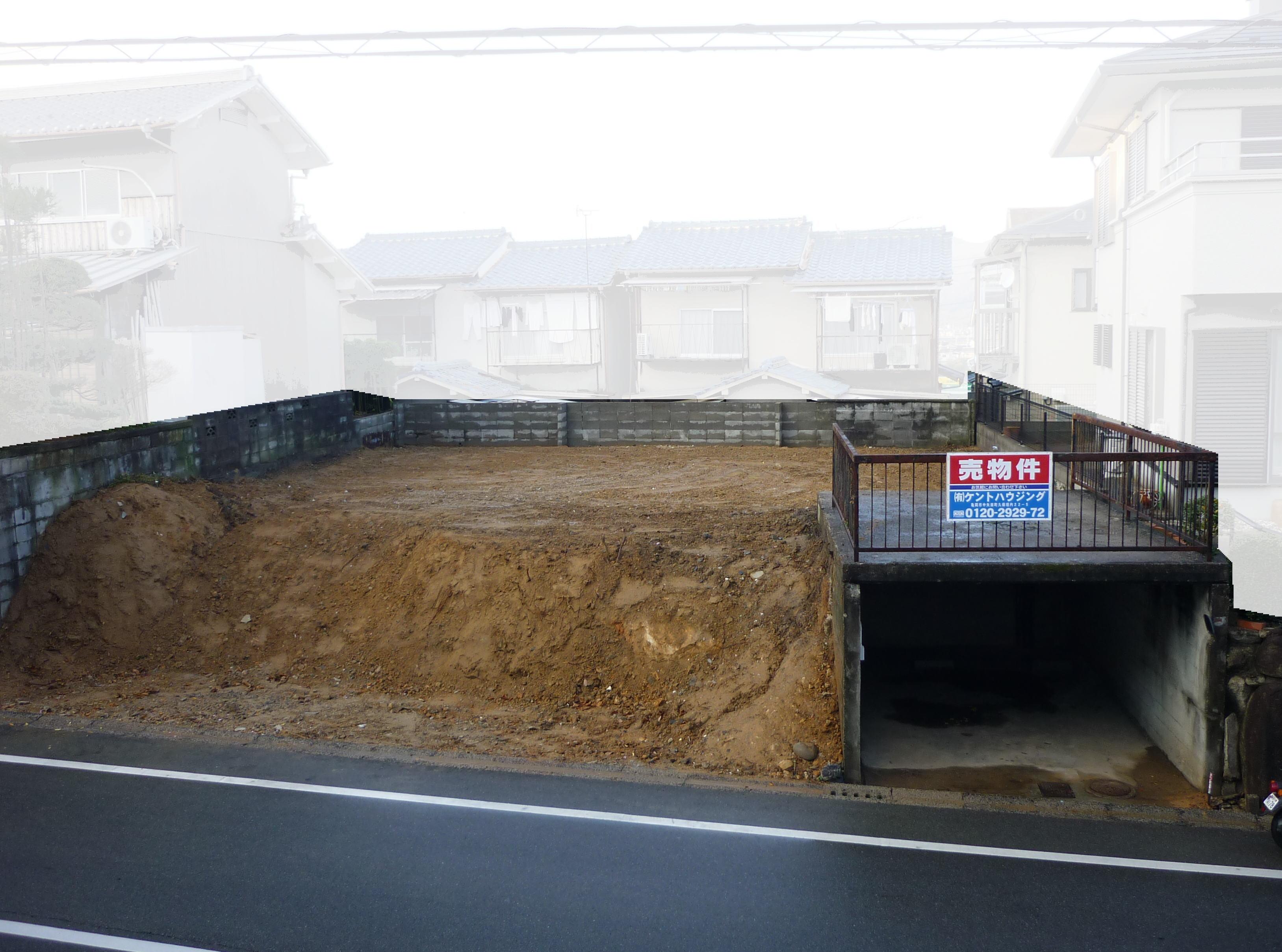 亀岡市西つつじヶ丘雲仙台 1,880万円